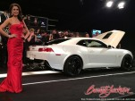 First 2014 Chevrolet Camaro Z/28 at auction - Image via Barrett-Jackson