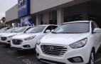 Hyundai Tucson Fuel Cell Global Sales Below Target, Company Admits