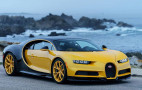 The first US Bugatti Chiron has been delivered