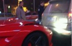 First Ferrari F12 Berlinetta Crash Is Only A Fender Bender