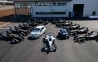 Formula E Draws Closer, Teams Receive Their Electric Race Cars