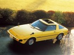 First generation Mazda RX-7