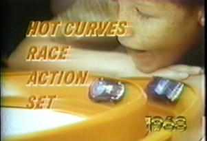 First Hot Wheels Ad