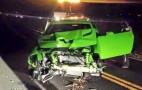 2015 Dodge Challenger SRT Hellcat Crashes In Colorado: UPDATE