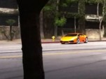 First Lamborghini Huracan drifts in U.S. video shoot