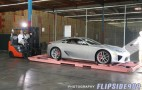 First Three 2012 Lexus LFAs Delivered To U.S.