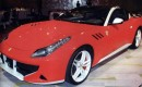 First photo of alleged Ferrari SP FFX