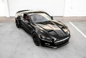 First production Galpin Rocket with design by Henrik Fisker