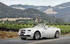 First Rolls-Royce Dawn In North America Heads To Charity Auction