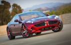 Fisker Atlantic debuts at 2012 New York auto show