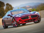 Fisker Atlantic Design Prototype  -  2012 New York Auto Show