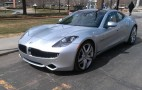 Justin Bieber's Custom Chrome Fisker Karma