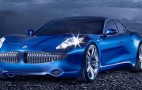 Fisker Karma Luxury Plug-In Hybrid Sedan Concept