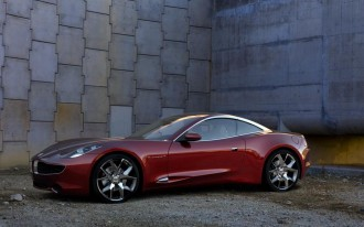 2010 Fisker Karma: Vegan On Board