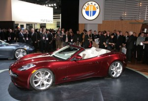 Fisker Distinguishes His Company From Tesla, Chevy