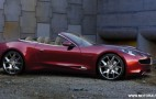 Fisker Karma Sunset Convertible Concept Revealed In Detroit