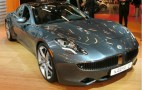 2010 Paris Auto Show: First Factory-Built Fisker Karma Live Photos