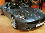 First factory-built Fisker Karma live photos  