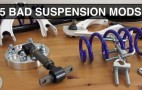 Five suspension modifications to avoid