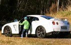 Nissan GT-R So Easy Even A 5-Yr-Old Kid Can Drive It Like Block?: Video