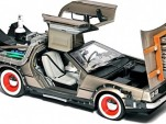 Flash Rods Delorean Time Machine 500gb hard drive