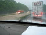 Flooding in middle Tennesse, May 2010