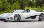 Floyd Mayweather's $4.8M Koenigsegg CCXR Trevita heads to auction
