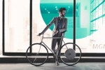 All-In-One Wheel For E-Bicycles: Battery Two-Wheele