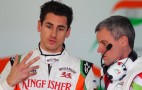Adrian Sutil Tight Lipped Over Shanghai Incident Ahead Of Spanish Grand Prix