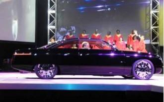 2001 Detroit Auto Show, Part I