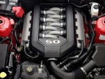 Ford 5.0-liter V-8 engine