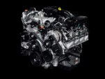 Ford Super Duty Pickups To Offer Clever PowerStroke Turbodiesel V8