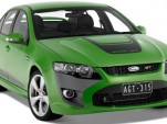 Ford Australia reveals new FPV Falcon range