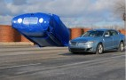 Ford builds $10,000 balloon car to test safety systems