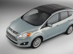 Ford C-Max Solar Energi Concept: Using The Sun To Charge Electric Car