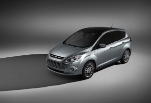 Now Ford Has A Prius: 2012 C-Max To Go Hybrid-Only