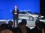 Ford CEO: Fuel-Efficient Engines Pose Tough Fight for Hybrids