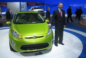 Ford Looks To Develop Electric Cars For Chinese Market