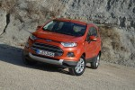 Ford EcoSport Compact Crossover: Forbidden Fruit First Drive