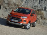 Ford EcoSport subcompact crossover first drive review