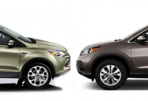 Ford Escape Vs. Honda CR-V: Compare Cars