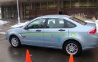 All Electric 2009 Ford Focus BEV Test Drive