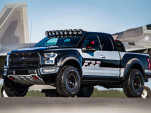 Ford F-150 Raptor inspired by F-22 built for 2017 EAA AirVenture