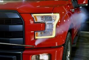 2015 Ford F-150 'Air Curtain' Cuts Aerodynamic Drag