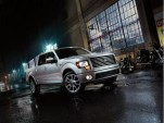 2011 Ford F-150 Harley-Davidson