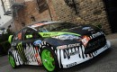 Ford Fiesta for Gymkhana THREE