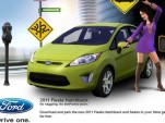 Ford Fiesta in The Sims 3