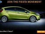 Ford Fiesta marketing campaign
