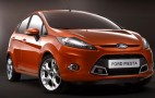Ford Fiesta S performance hatch
