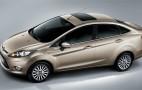 Ford Fiesta sedan debuts in China